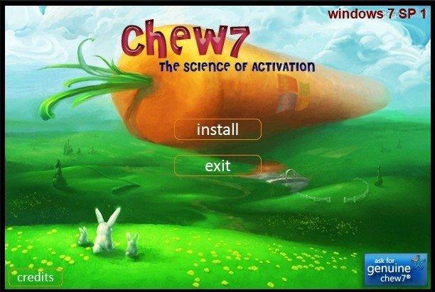 Активатор Chew7