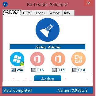 Активатор Re-Loader Activator 3